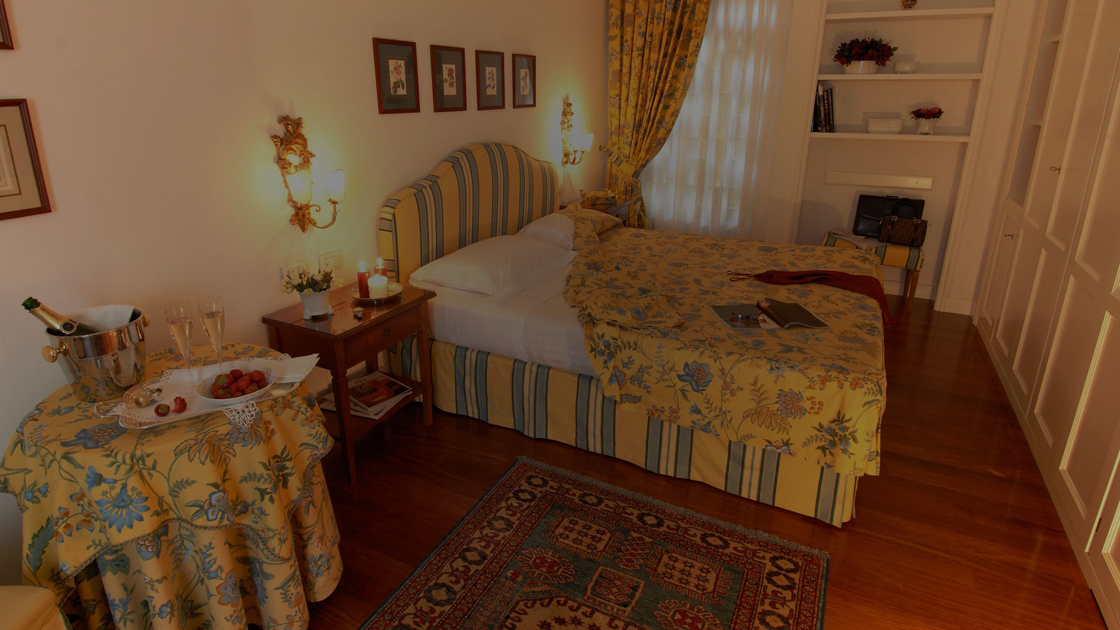 Relais hotels florence italy marignolle relais charme for Boutique hotel florence